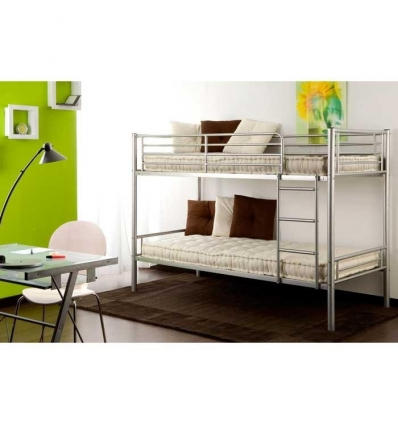 lit superpos bon march. Black Bedroom Furniture Sets. Home Design Ideas