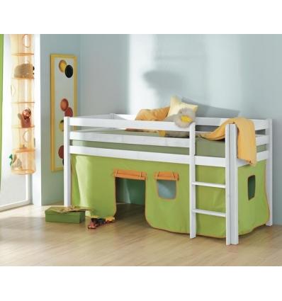 lit haut enfant. Black Bedroom Furniture Sets. Home Design Ideas