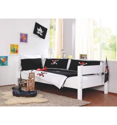 Roupa de cama infantil pirata