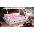 Linge de lit pour enfants rose