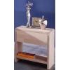 Lit en bois avec tiroirs en offre