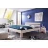cama dormitorio de matrimonio de madera