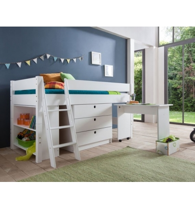 lit combine enfant. Black Bedroom Furniture Sets. Home Design Ideas