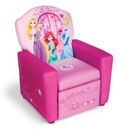 Poltrona relax principesse Disney