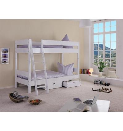 lit superpos avec tiroirs. Black Bedroom Furniture Sets. Home Design Ideas