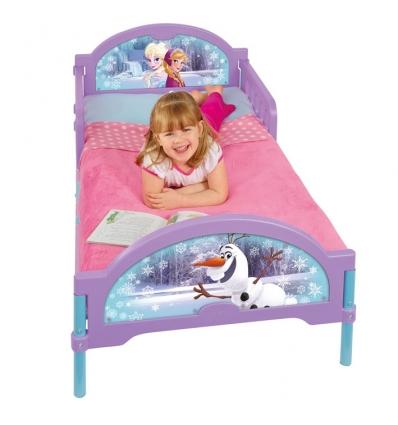 Elsa Anna la Reine des Neiges chambre enfant