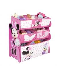 Meuble Rangement Ludique Minnie Mouse