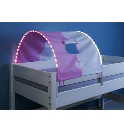 lits superpos 233 s avec toboggan
