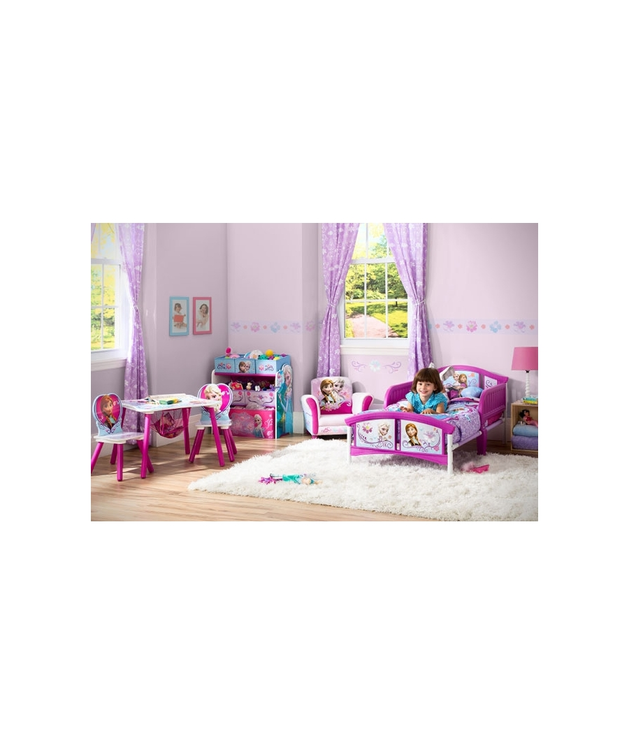 reine des neiges meuble jouets. Black Bedroom Furniture Sets. Home Design Ideas