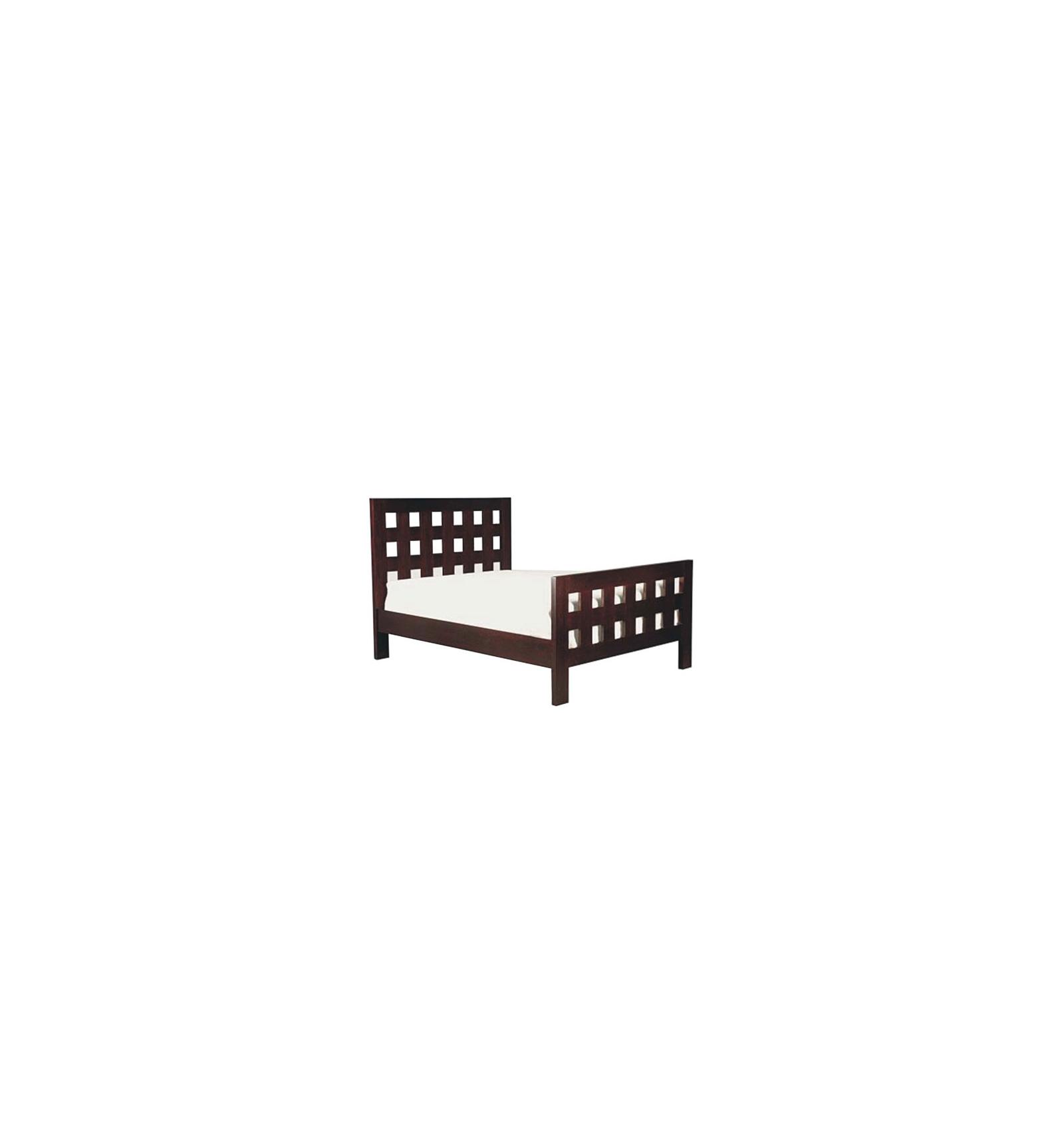 lit deux places. Black Bedroom Furniture Sets. Home Design Ideas