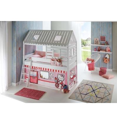lit cabane enfant pas cher latest lit cabane diy with lit cabane enfant pas cher excellent. Black Bedroom Furniture Sets. Home Design Ideas
