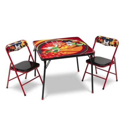 table enfant mickey mouse. Black Bedroom Furniture Sets. Home Design Ideas