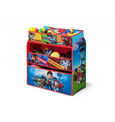 Meuble jouets pat patrouille for Meuble corporel