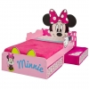 Lit enfant avec tiroirs Minnie mouse