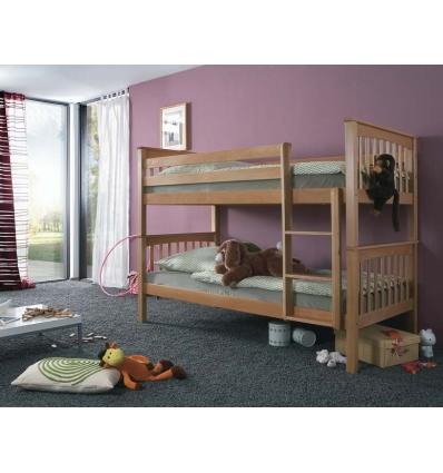 Etagenbetten 3 schlafplätze