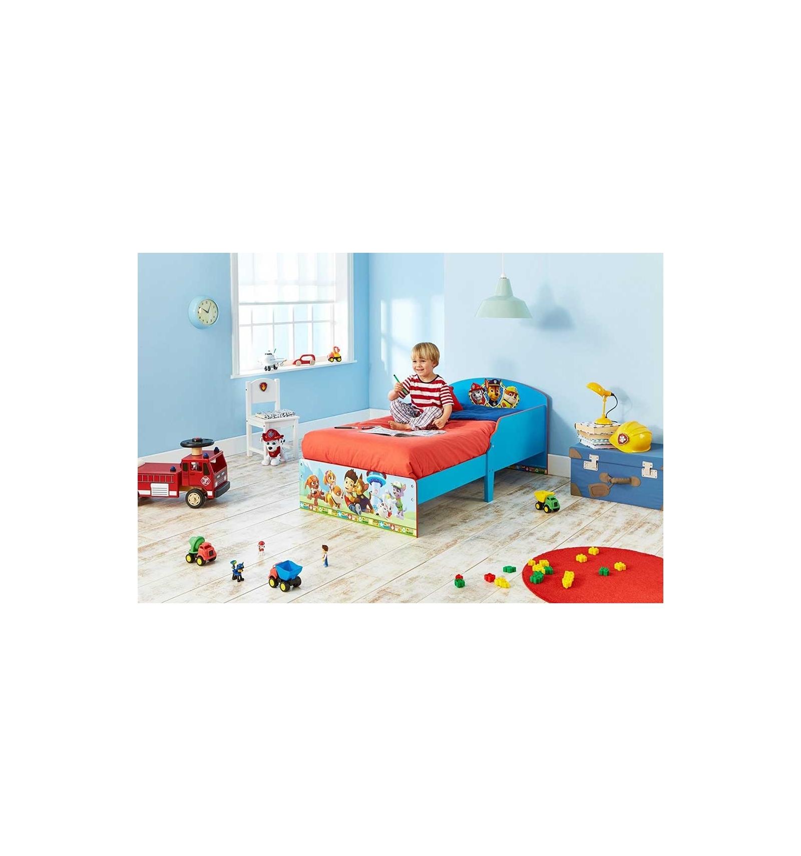 lit pour enfant pat 39 patrouille. Black Bedroom Furniture Sets. Home Design Ideas