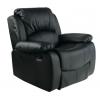 Sofá de massagem preto