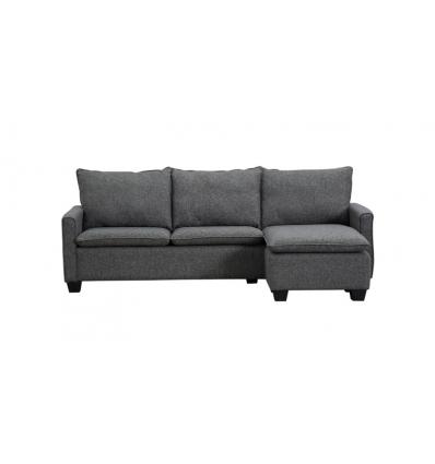 Canapé avec chaise longue