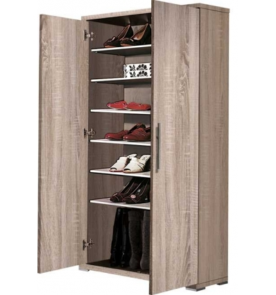 grande armoire chaussures. Black Bedroom Furniture Sets. Home Design Ideas