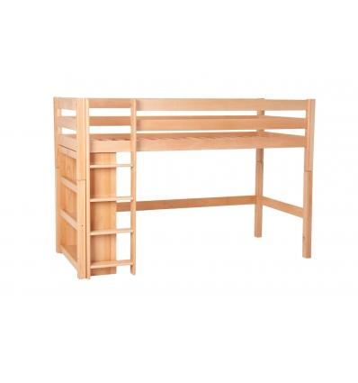 lit haut avec tag res. Black Bedroom Furniture Sets. Home Design Ideas