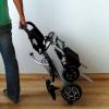 Fauteuil roulant électrique portable