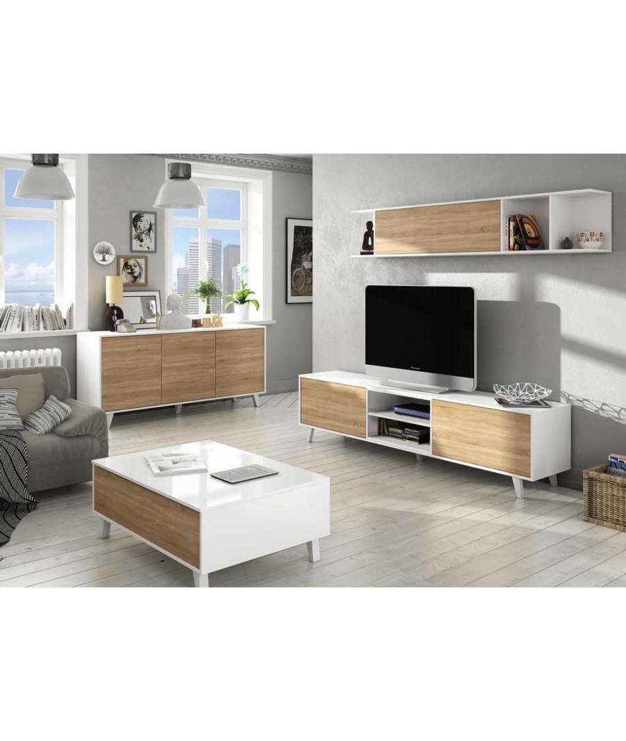 meuble tl de style nordique - Meuble Nordique