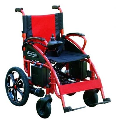 Sedia a rotelle elettrica Sport