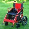 Sedia a rotelle elettrica leggera
