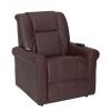 Sessel elektrisch braun