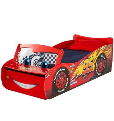 Lit voiture Flash McQueen