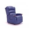Sofá de massagem elevatorio azul