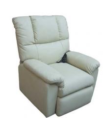 fauteuil releveur electrique beige
