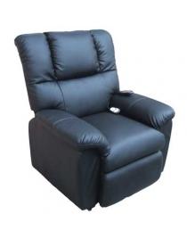 fauteuil releveur electrique noir