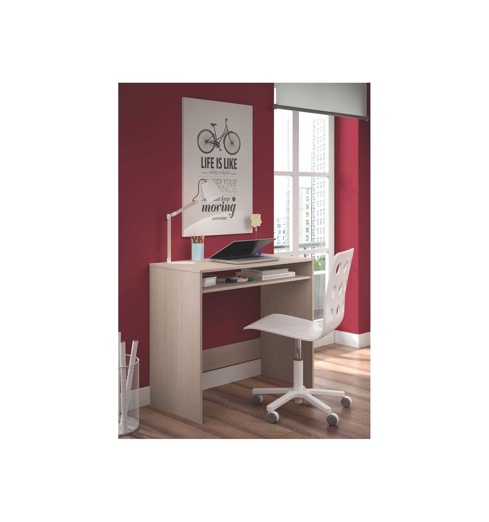bureau avec casier nilo. Black Bedroom Furniture Sets. Home Design Ideas