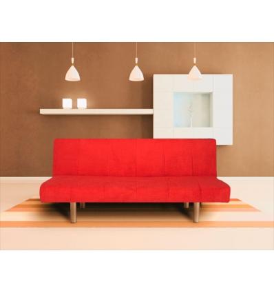 Sofá-cama sencillo