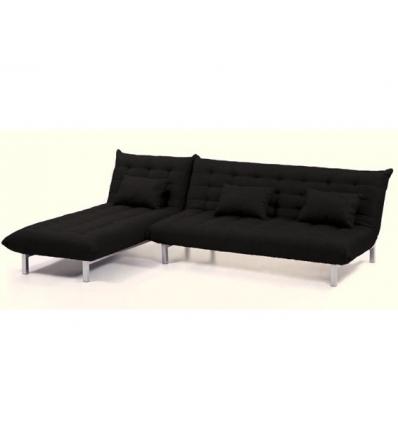 Canapé lit chaise longue