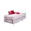 Cama con cama nido con patas