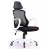 Cadeira exécutiva branca