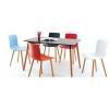 Set di tavolo e sedie