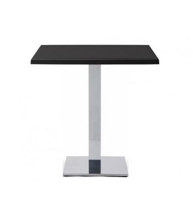 Tavolo da bar nero