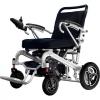 Rollstuhl mit elektrischem Klappsystem