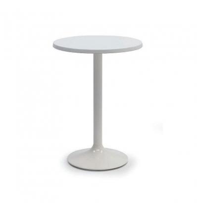 Tavolo alto bianco