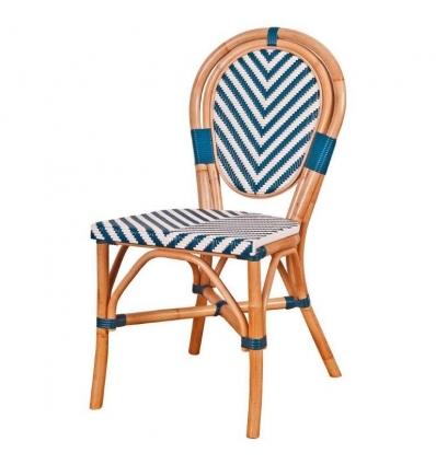 Cadeira de estilo parisiense