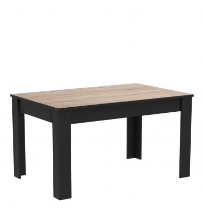 TABLE À MANGER EBONY