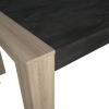 TABLE À MANGER BICOLORE STONE