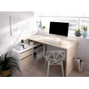 TABLE DE BUREAU EN L OTTO
