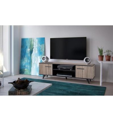 TABLE TV EBONY