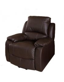 fauteuil releveur cuir