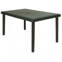 TABLE BOHEME POUR EXTERIEUR