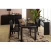 Chaises de salle à manger brun en offre